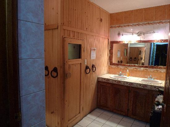 Mirador B&B: Exquisite cedar wood sauna