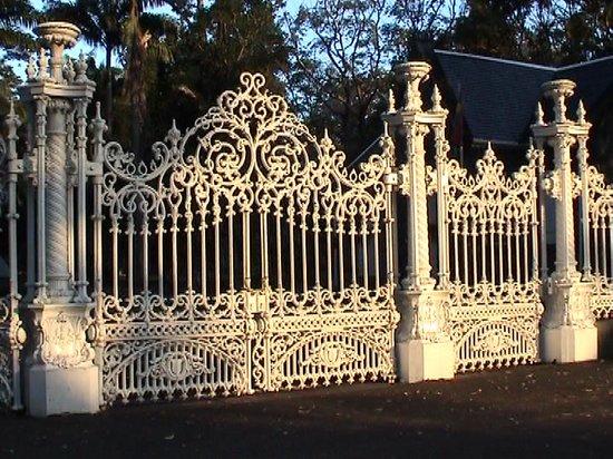 SSR Botanic Garden: Ingresso principale