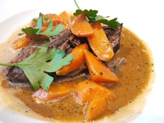 Restaurang Lux Dag För Dag: Meat main course