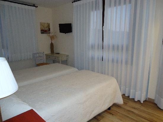 Hotel Valdelinares : habitacion