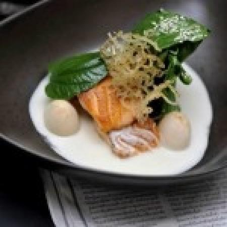 Koh: Salmon Curry