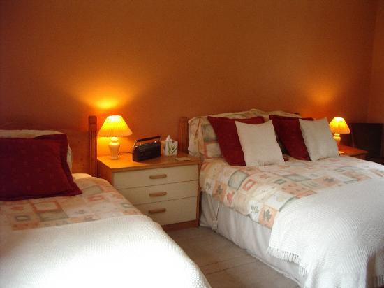 The Croft: Bedroom