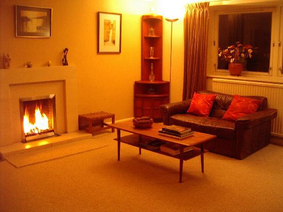 The Croft: Sitting room