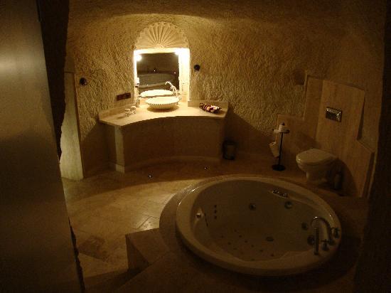 MDC Hotel: Bathroom (superior room)