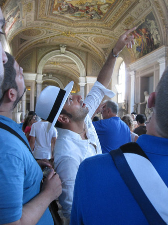 Private Tours of Rome - Vatican, Sistine Chapel and Colosseum Tours