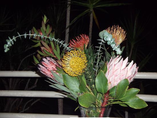 Kihei Bay Vista : flowers