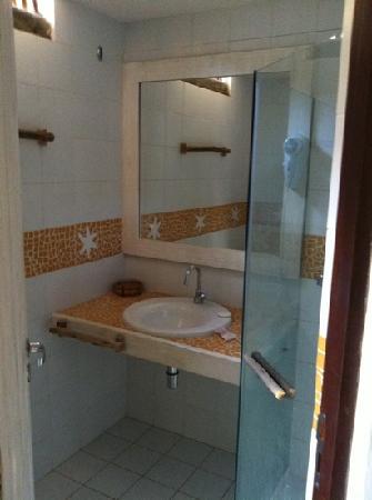 Hotel Via dos Corais: Banheiro-Suite