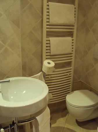 Ponte San Vittorino Hotel Restaurant: altra foto del bagno...