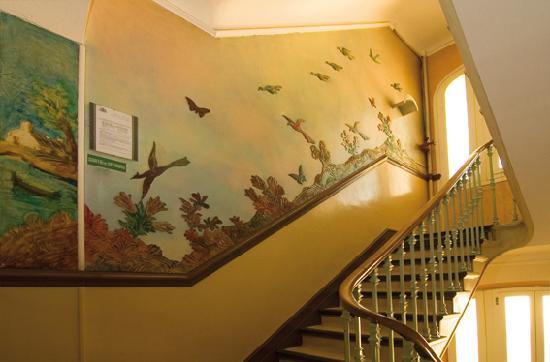 Hotel Peron : Nos montées d'escalier
