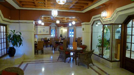 Alboran Algeciras: Cafe