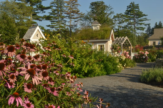 Boothbay, เมน: Coastal Maine Botanical Garden