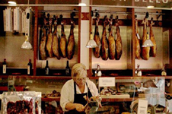 Iberian Ham at Jamonisimo
