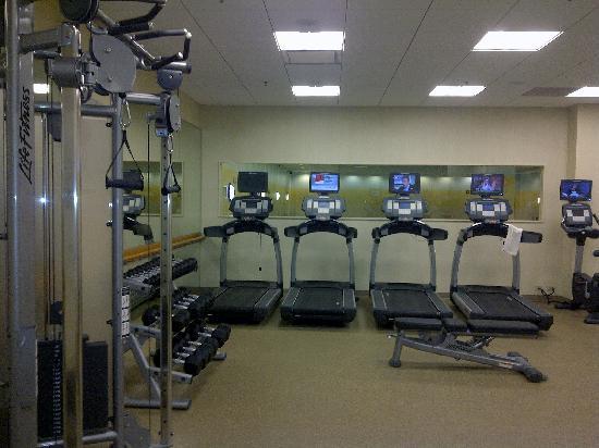 Renaissance Chicago O'Hare Suites Hotel: Gym
