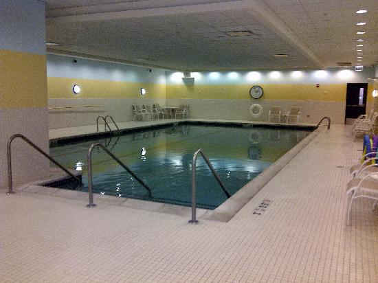 Renaissance Chicago O'Hare Suites Hotel: Pool good for laps