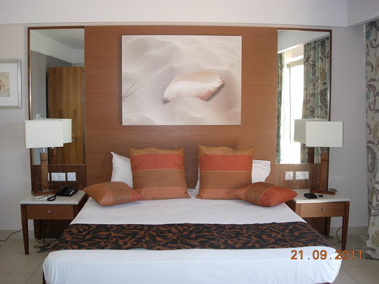 Ramla Bay Resort: Our Room - Junior Suite