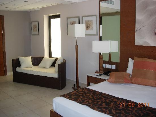 Ramla Bay Resort: Our Room - Junior Suite