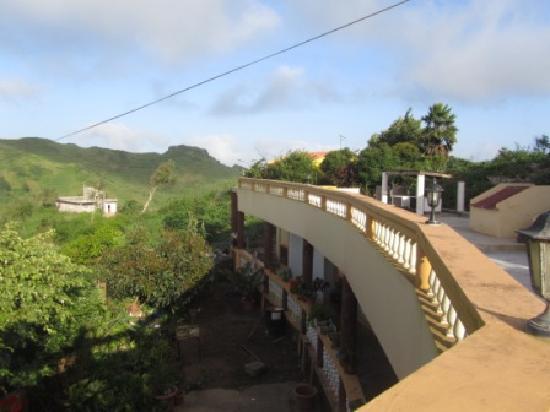 Quinta da Montanha Hotel: From my room door