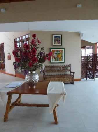 Chincha Alta, Peru: vestibule