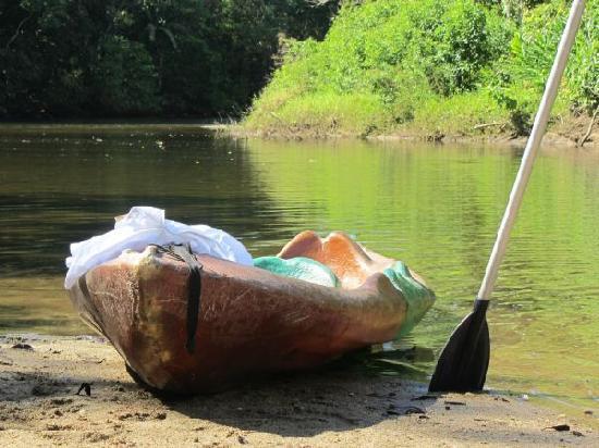 Itamambuca Eco Resort: Remando com a família no Rio Itamambuca