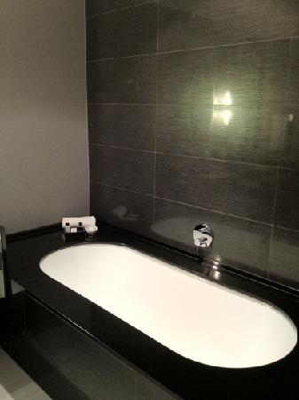 Queen Victoria Hotel & Manor House: bathroom