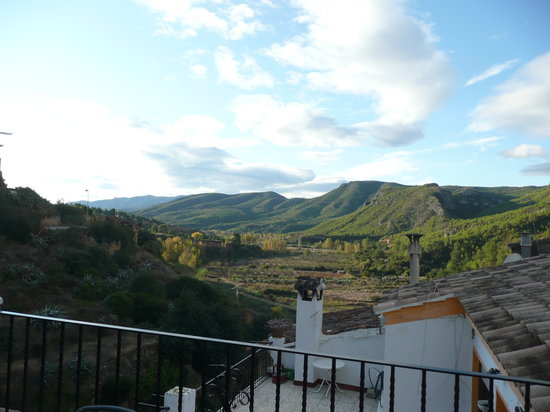 La Casa Serena: View from terrace