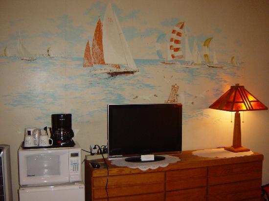 Sundown Inn: Zimmer