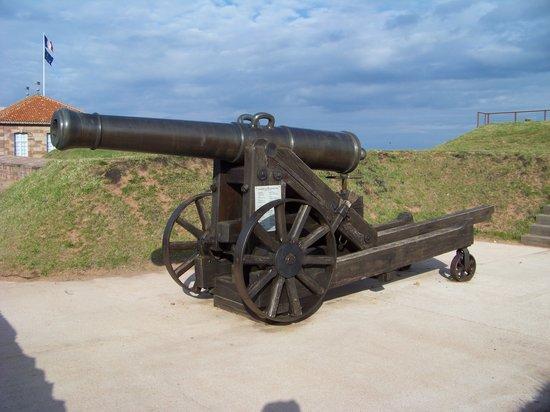 Citadel of Bitche : Original Kanone