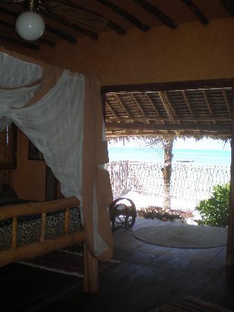 Mamamapambo Boutique Hotel: vista dalla mia camera
