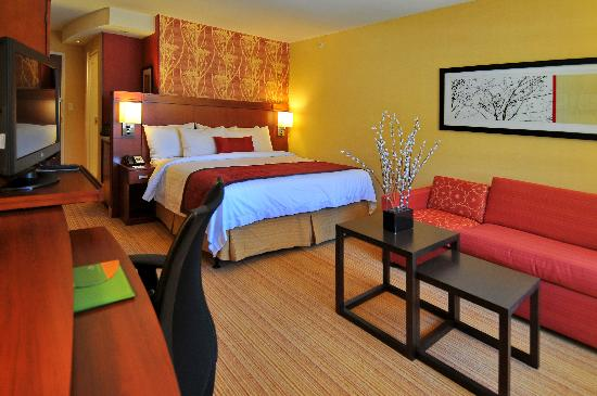 Courtyard Glenwood Springs: Brand new rooms