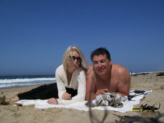 Hilton Garden Inn Monterey: beach