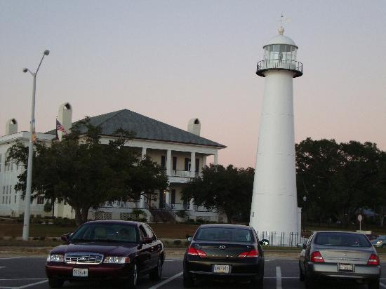 An evening at Light House, Biloxi