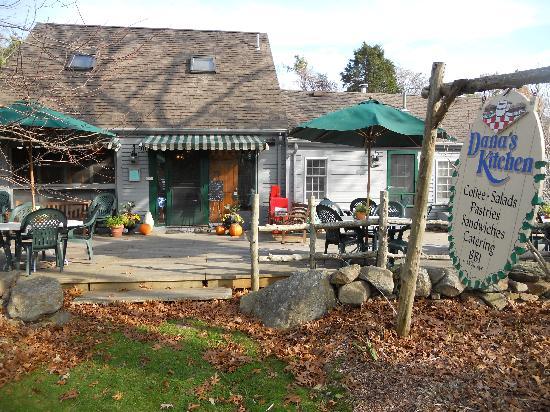 Dana\'s kitchen - Picture of Dana\'s Kitchen, Falmouth - TripAdvisor