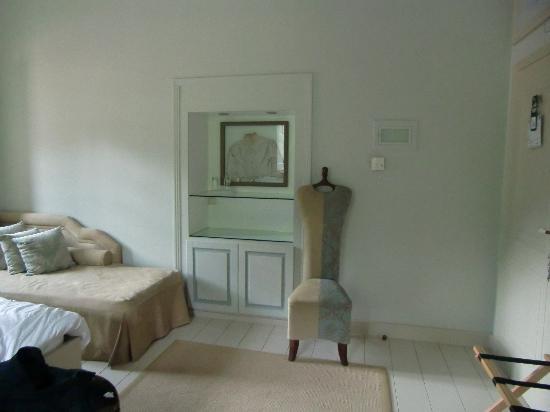 Hotel Pyrgos Mystra : Chambre
