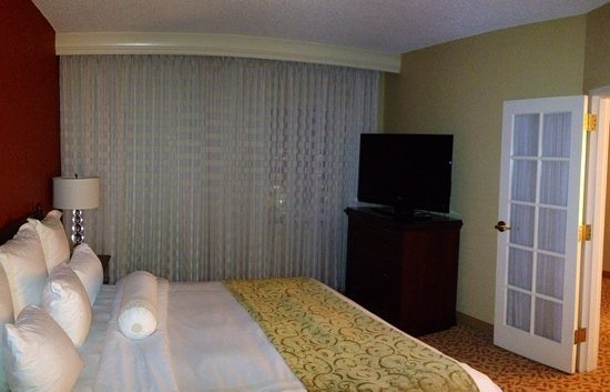 Dallas Marriott Suites Medical/Market Center: King Room 2