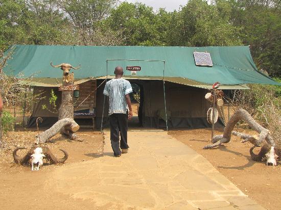 Sentrim Tsavo East : la reception