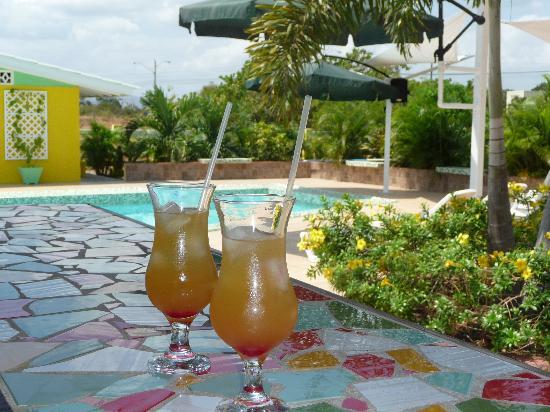 Punta Chame, Panama: Bienvenue à l'hôtel