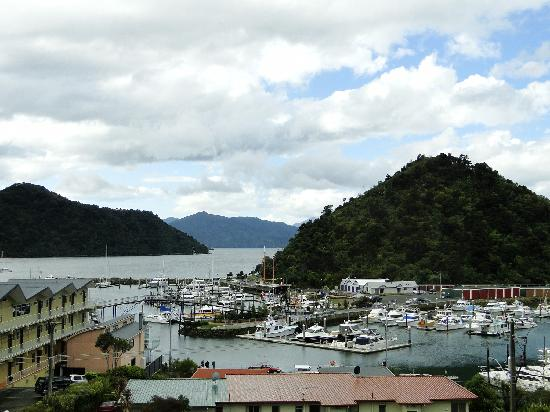 Harbour View Motel Picton: view