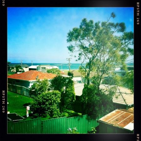 Southview - Boutique Guest House: the view from our room