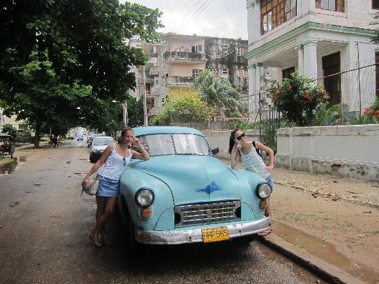 Casa Colonial Yadilis y Joel: Lindy and I