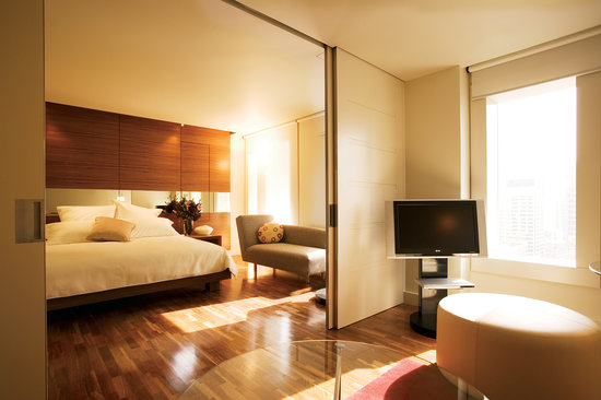 Hilton Sydney Relaxation Suite