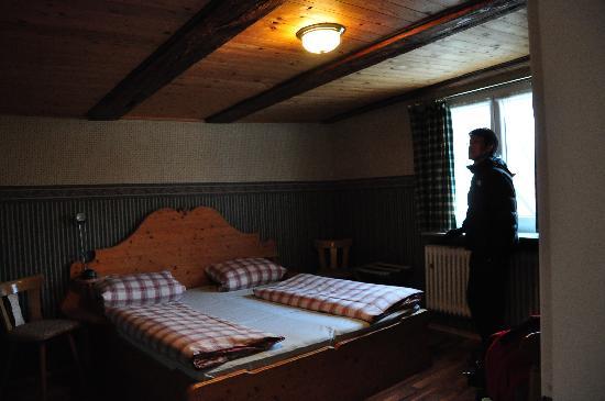 Hotel Raidel: My bed room