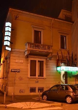 Trentina: Hotel exterior