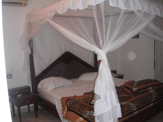 Mwembe Resort: Bedroom