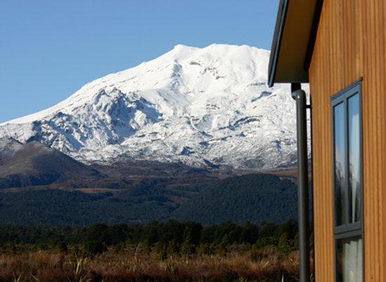 Discovery Lodge: Chalets & Mt Ruapehu