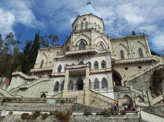 iglesia de biblian  ecuador