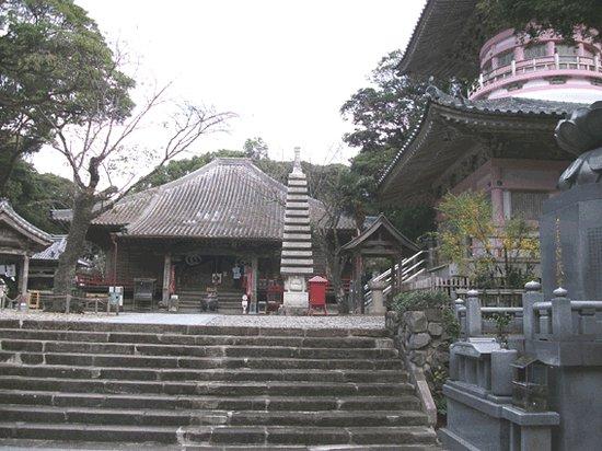 Hotsumisakiji Temple Photo