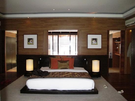 Adaaran Prestige Vadoo : ocean villa room