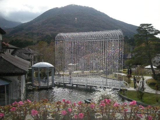 箱根玻璃森林美術館