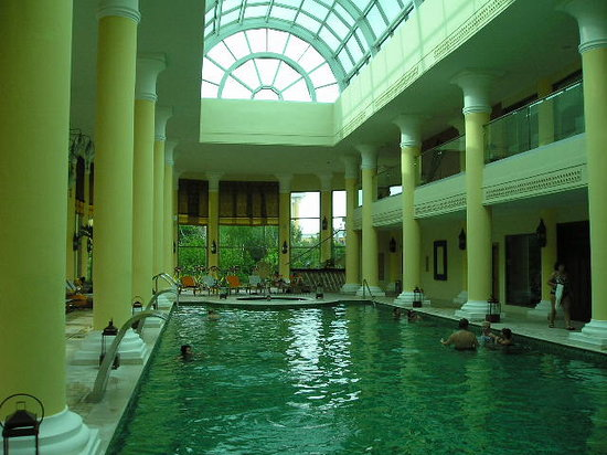 Iberostar Grand Hotel Paraiso: indoor pool