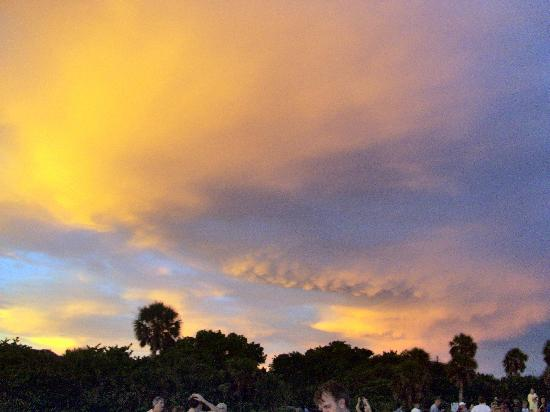 Siesta Beach: Another Sunset - unaltered